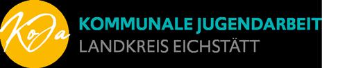 Kommunale Jugendarbeit Logo